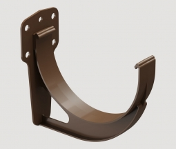 Кронштейн желоба Docke Standard / Dacha светло-коричневый ПВХ