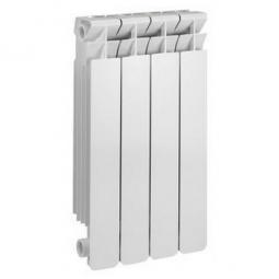 Радиатор Алюминиевый SMART Installations Easy One 500x80 4 секции