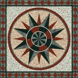 Кварцвиниловая плитка Art Tile AM 9017 91.4x91.4