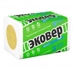 Базальтовый утеплитель Эковер Вент Фасад 70 1000х600х100