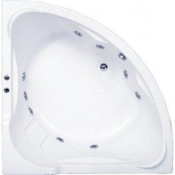 Ванна BAS Ирис акриловая 150x150x57