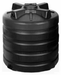 Бак для воды Aquatec ATV-1500 С Поплавком Черный