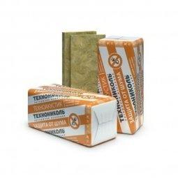 Базальтовый утеплитель Технониколь ТехноАкустик 38-45кг/м3 1200x600x50/12 пл.