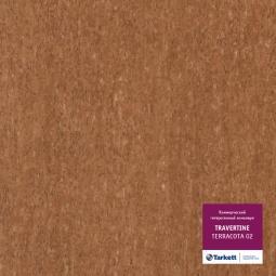 Линолеум коммерческий гетерогенный Tarkett Travertine Terracotta 2 3 м