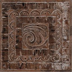 Вставка Kerama Marazzi Уффици A252\4012 20х20 коричневый