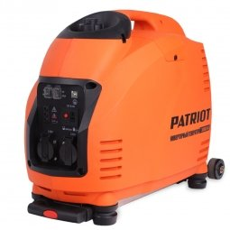 Генератор Patriot 3000iL 3.0/3.5 кВт