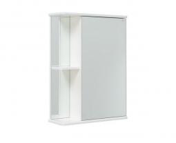 Шкаф-зеркало Onika Карина 45.00 белый унив