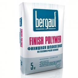 Шпатлевка Bergauf Finish Polymer финишная полимерная 5 кг
