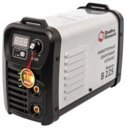 Инверторный аппарат электродной сварки Quattro Elementi B 225