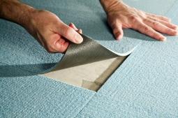 Укладка ковровой плитки более 50 м2