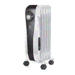 Обогреватель электрический Electrolux Sport line EOH/M-5105N 5 секций