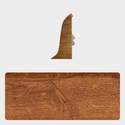 Заглушка торцевая правая (блистер 4 шт.) Т-пласт 078 Ятоба