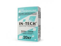 Шпатлевка In-Teck Aqualine гидроизоляционная белая 20 кг