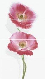 Панно Novogres Moonlight Decor Pokot-4 розовый 30х70