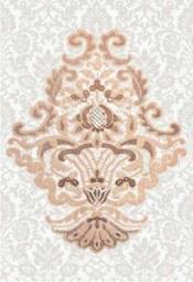 Декор Керамин Органза 4 Бежевый 40x27,5