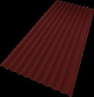 Ондулин Лист 950х2000 коричневый
