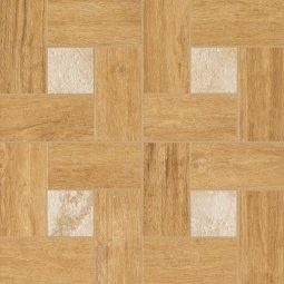 Вставка Italon NL-Wood Ванилла Гламур 45x45 натуральная