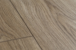 ПВХ-плитка Quick-step Livyn Balance Glue Plus Дуб коттедж серо-коричневый