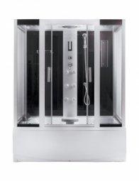 Душевая кабина Erlit Comfort ER4515ТР-C4 1500х800х2150 мм тонированное стекло