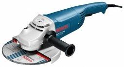 Шлифовальная машина Bosch GWS 22-230 JH 6500 об./мин.