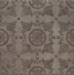 Декор Kerama Marazzi Принстаун STG\B286\3424 30.2х30.2 коричневый