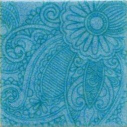 Декор Kerama Marazzi Тантра AD\G91\1221T 9.9х9.9 голубой