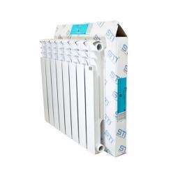 Радиатор алюминиевый Sti 500-100 8 секц.
