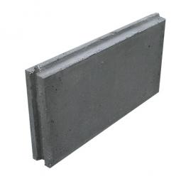 Полистиролблок перегородочный 588х188х300 D500 с пазом и гребнем