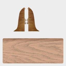 Заглушка торцевая левая и правая (блистер 2 шт.) Т-пласт 079 Дуб Мокко / Дуб Северный