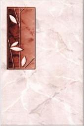 Декор Керамин Рим 3Л Розовый 30x20