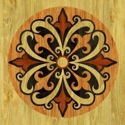 ПВХ-плитка Art Tile AM 9018 91.4x91.4