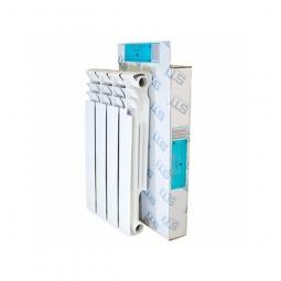 Радиатор алюминиевый Sti 500-80 4 секц.