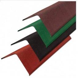 Щипцовый профиль Ондулин зеленый 1000 мм