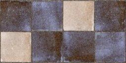 Плитка для стен Нефрит-керамика Лофт 00-00-1-08-11-66-740 Синяя 40x20