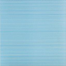 Плитка для пола Береза-керамика Ретро голубой 30х30