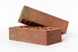 Кирпич лицевой керамический Латерра Красно-Черный пустотелый одинарный