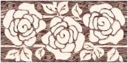 Декор Нефрит-керамика Суздаль 04-01-1-08-03-15-085-0 40x20 Коричневый