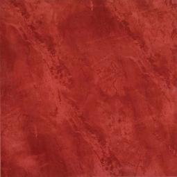 Плитка для пола Береза-керамика Магия фантазия бордовый 30х30