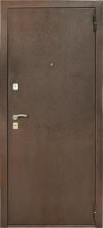 Металлическая дверь УД-105, Йошкар-Ола, 960*2050, беленый дуб