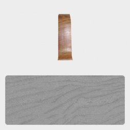 Соединитель (блистер 4 шт.) Т-пласт 036 Дуб Серый