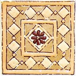Декор Kerama Marazzi Юката A956\1146 9.9х9.9