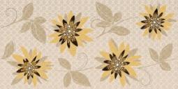 Декор Нефрит-керамика Мирабель 04-01-1-10-03-11-215-0 50x25 Бежевый