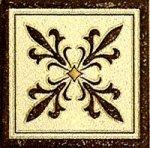 Декор Freelite Универсальные вставки для пола Таллин 6x6