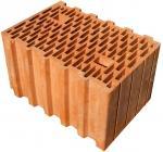Керамический блок Kerakam 38 260х380х219 с пазом и гребнем