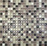 Мозаика Bonаparte Glass Stone 1 бежевая глянцевая 30x30