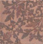 Декор Kerama Marazzi Честер STG\F249\3418 30.2х30.2 коричневый