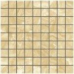 Мозаика Kerranova Premium marble полированный бежевый 30x30
