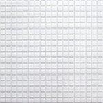 Мозаика Bonаparte Super white белая глянцевая 30x30
